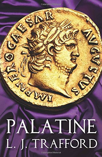 Book cover of Palatine by L J Trafford