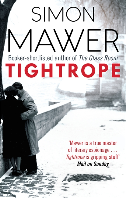 Cover of Tightrope by Simon Mawer